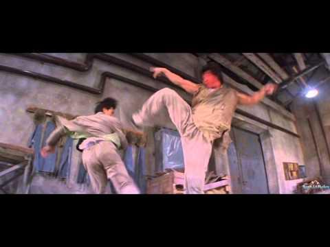 ☯ Jackie Chan Vs Ken Lo (Drunken Master II) Final Fight HD ☯