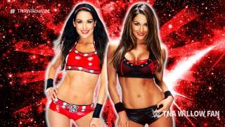 "WWE The Bella Twins Theme Song ""You Can Look But You Can"
