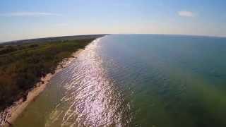 Ostsee Von Oben - Quadrocopter FPV