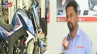Honda Shine 125cc Sales In Kondapur- Vaishnoi Honda Showroom - Hyderabad  - netivaarthalu.com