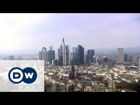 The New ECB Building in Frankfurt   Euromaxx