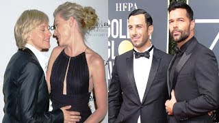 100 Gay Celebrity Couples in Hollywood in 2018