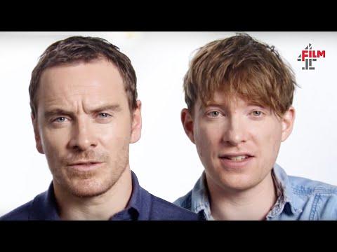 Michael Fassbender, Domhnall Gleeson, Lenny Abrahamson & Jon Ronson on Frank | Interview | Film4