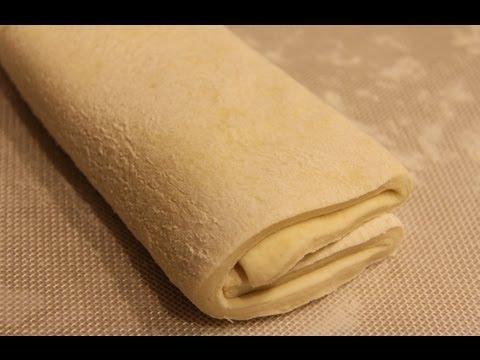 Puff Pastry خمیر هزارلا