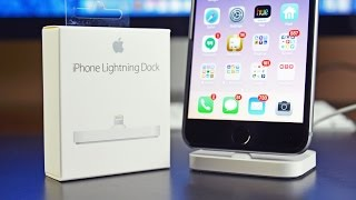 Apple iPhone Lightning Dock: Review