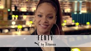 FENTY PUMA by Rihanna | AW17 Collection in Paris