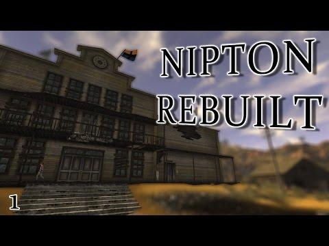 Fallout New Vegas Mods: Nipton Rebuilt - Part 1