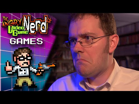 Get AVGN Adventures on Steam http://bit.ly/AVGNASteam Get AVGN Adventures on Humble http://bit.ly/AVGNHumble The Angry Video Game (By Eric Ruth) http://ericruthgames.com AVGN Pixel Land ...