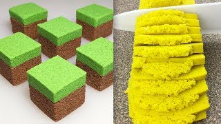 Very Satisfying CRUNCHY Compilation Kinetic Sand ASMR
