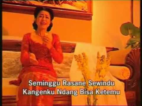 Arie Koesmiran  - Pop Jawa - Kangenku video