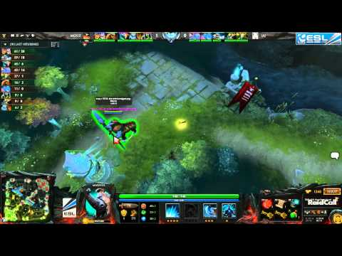 RaidCall EMS One - Quarterfinal - The Alliance vs Mouz Game 1