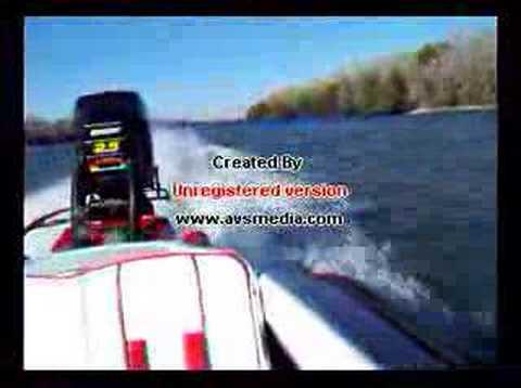 Hydrostream Viper and STV at lavaca river