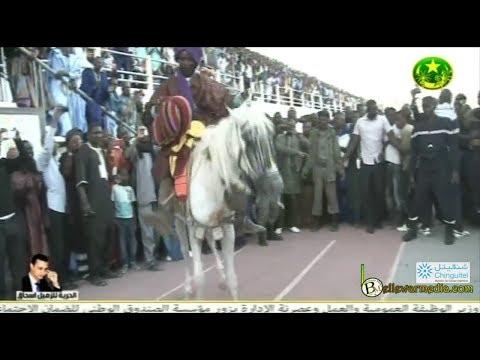 l'ouverture du 3éme Festival International Soninké   á Nouakchott TVM