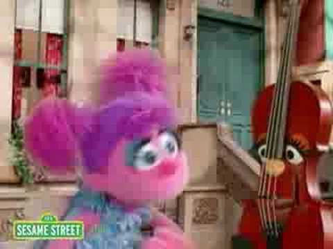 Sesame Street: Guess Abby Cadabby's Friends Video