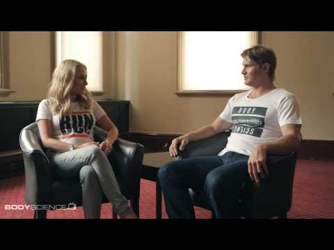 Lee and Shane Watson Interview for Body Science Pt1