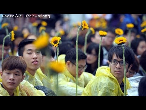 Taiwan's Sunflower Student Revolution | China Uncensored