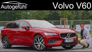 Volvo V60 FULL REVIEW all-new 2019 neu - Autogefühl