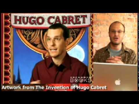 Hugo Cabret - Mortimer,Stuhlbarg,Moretz,Cohen,Scorsese - Tyrone Rubin Film Show