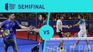 Resumen semifinal Maxi Sánchez/Sanyo Vs Juan Mieres/Ale Galán - Cervezas Victoria Marbella Master