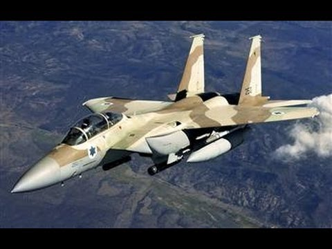 Buildup To WW3: ISRAEL Bombs SYRIA With CHEMICAL WEAPONS. Missiles, Nuclear Strike.