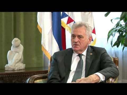 Sanela Prašović Gadžo - Interview 20 Tomislav Nikolić