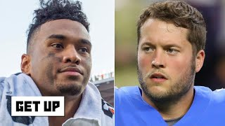 The Lions should draft Tua Tagovailoa to replace Matthew Stafford - Bart Scott | Get Up