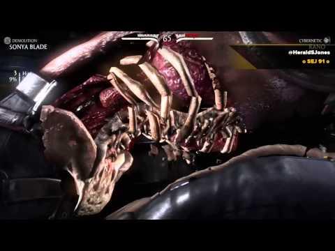 Mortal Kombat X - reviewed by Herald reporter Sam Jones