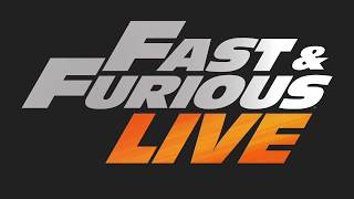 SNEAKK: Fast & Furious Live arena shows 3D-projection mapping