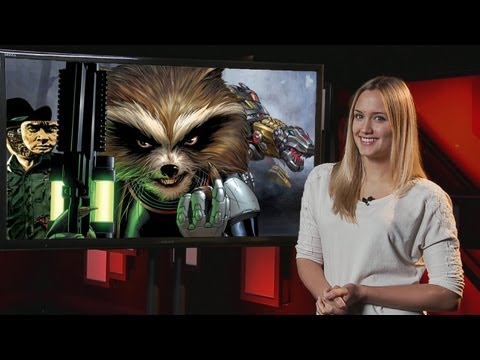 IGN Weekly 'Wood - Transformers 4 Title, Rocket Raccoon Cast & Westworld TV - IGN Weekly 'Wood 09.05.13