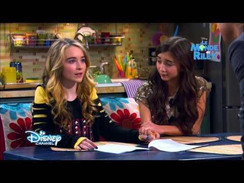 Le Monde de Riley - Samedi 1er novembre à 9h55 sur Disney Channel !