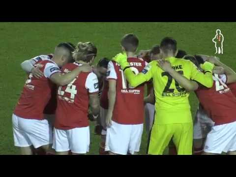 Highlights: Saints 0 - Rovers 1 (08/03/2019)