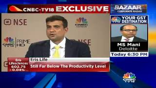 Have Taken Price Control In Stride As Far As Pricing Is Concerned: Eris Lifesciences
