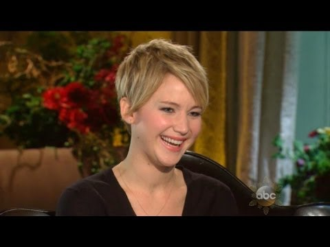 Jennifer Lawrence Talks About Tackling Fame