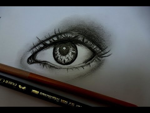 Tutorial Jak narysować oko