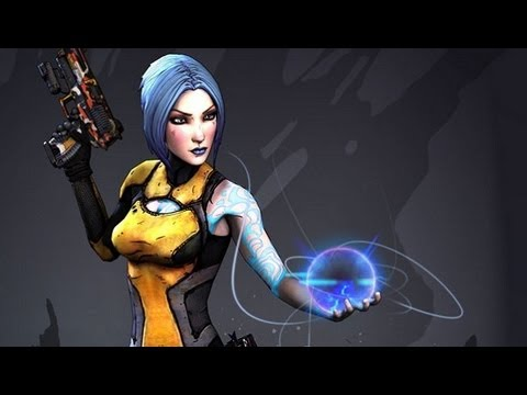 Borderlands 2 ♠ lvl 50 Max Dps Shotty too Hotty Siren Build up to 8000k crit. with gear. skills
