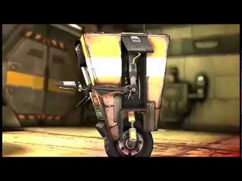 Borderlands 2 Trailer - Clap