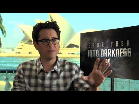 Star Trek Into Darkness - JJ Abrams Interview