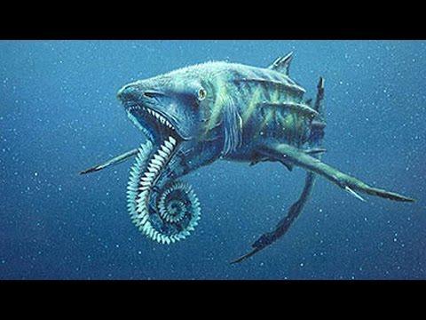 10 Furchteinflößende Tiere, die ausgestorben sind!