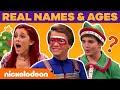 Youtube Thumbnail Famous Nick Stars Real Name & Ages: HOLIDAY EDITION! 🎄| #NickStarsIRL