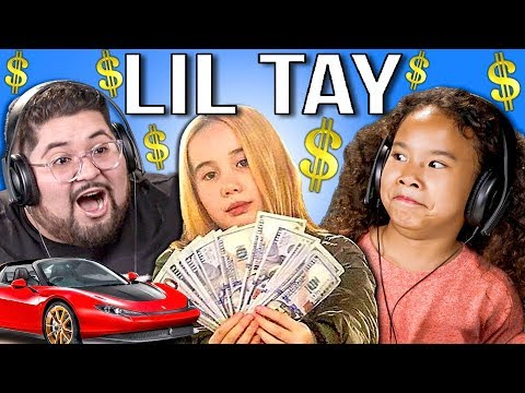 GENERATIONS REACT TO LIL TAY