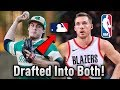 The Player That Was Drafted Into BOTH The NBA & MLB! | Two Sport Athlete Pat Connaughton