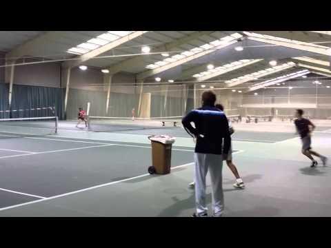 Amstelpark Pro Academy tennistraining van Eric van Harpen