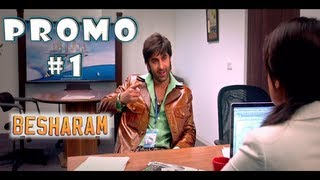 Besharm - BESHARAM | Movie Promo #1