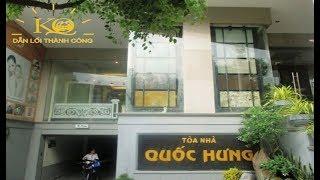 VĂN PHÒNG CHO THUÊ QUẬN PHÚ NHUẬN QUỐC HƯNG BUILDING