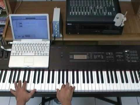 Clases de musica cristiana en piano (Cuan grande es El)