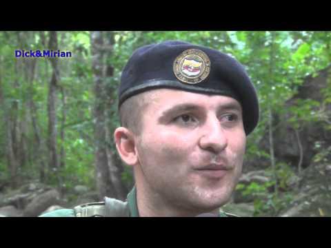 El guerrillero Ronald relata sus vivencias en el bombardeo del campamento del comandante Mono Jojoy