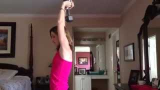 How to Tone Your Arms for Moms