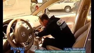 Direksiyon Otomobil Yaz Bakımı