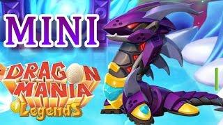 MINI FINAL BOSS BATTLE! GLACIOS MAP COMPLETION! - Dragon Mania Legends #254