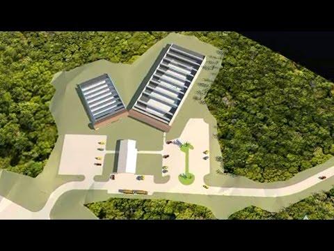 Busch Range Renovation Animation